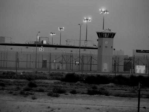 Prison by Rennett Stowe