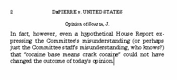 Scalia on legislative history page 2